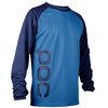 POC M's Flow Jersey Boron Blue/Stibnite Blue